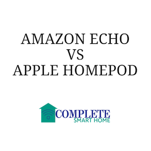 Amazon Echo vs Apple HomePod: Why Amazon is still King…for now.